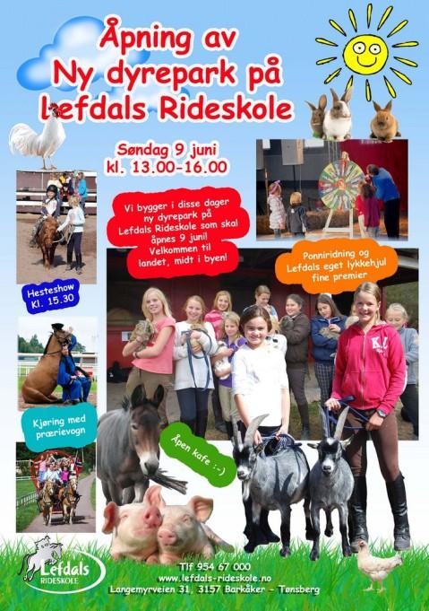 Lefdals_dyrepark