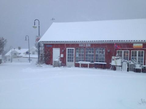 Åsgårdstrand kafe_vinter