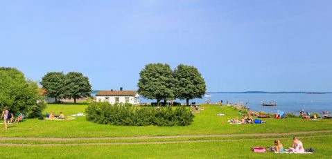 Badeparken+i+Åsgårdstrand