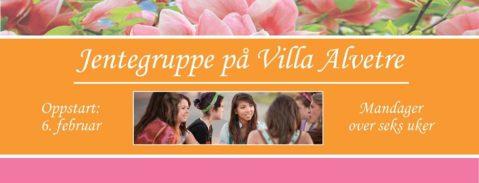 Villa_jentegruppe